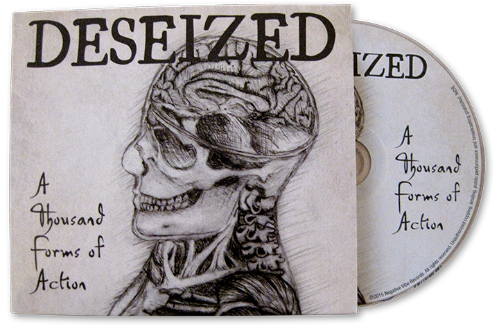 DESEIZED - A Thousand Forms og Action